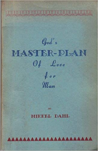 God's Master Plan of Love For Man – Index