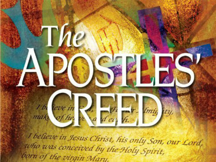 Apostles' Creed: Traditional and Ecumenical Versions