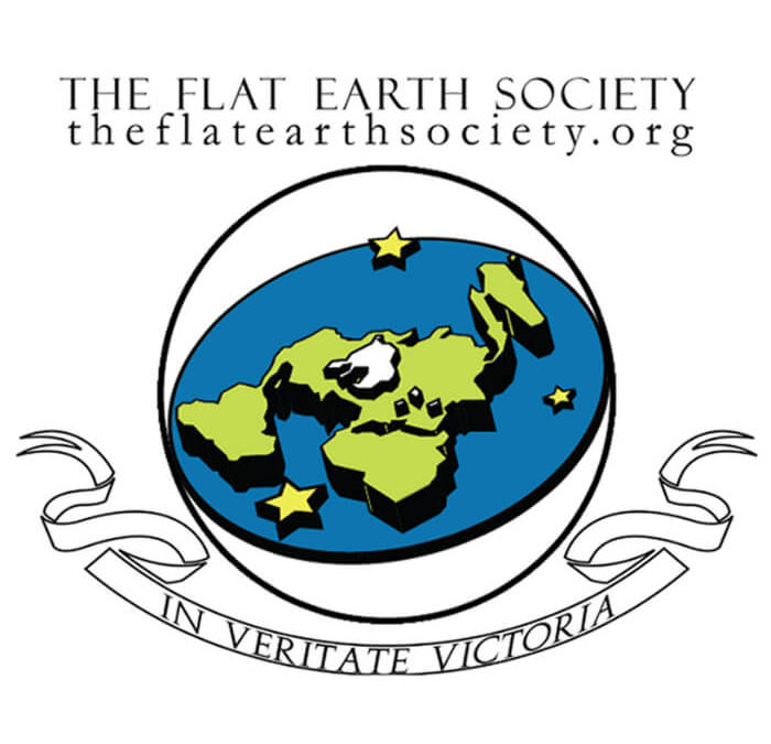 History of Flat Earth Societies