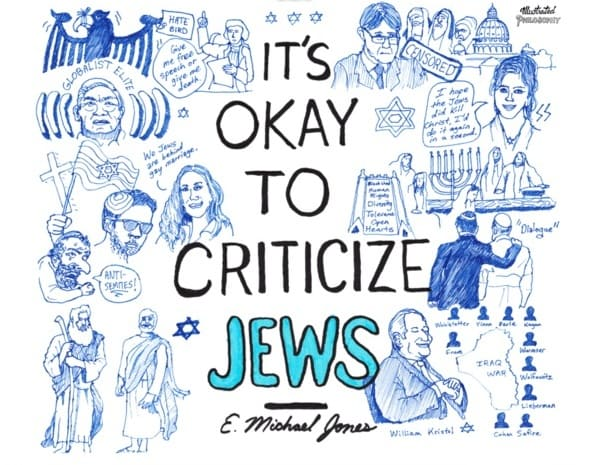 IT'S OKAY TO CRITICIZE JEWS – Dr. E. Michael Jones