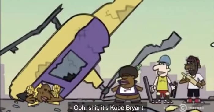 Kobe Bryant Death Further Proof of Time Travel by Our Programmers