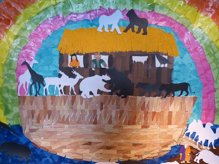 NOAH'S ARK & FLOOD – Global Or Regional
