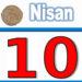 Nisan 10, Rapture of Firstfruits, Beginning of Great Tribulation, DibirdShow